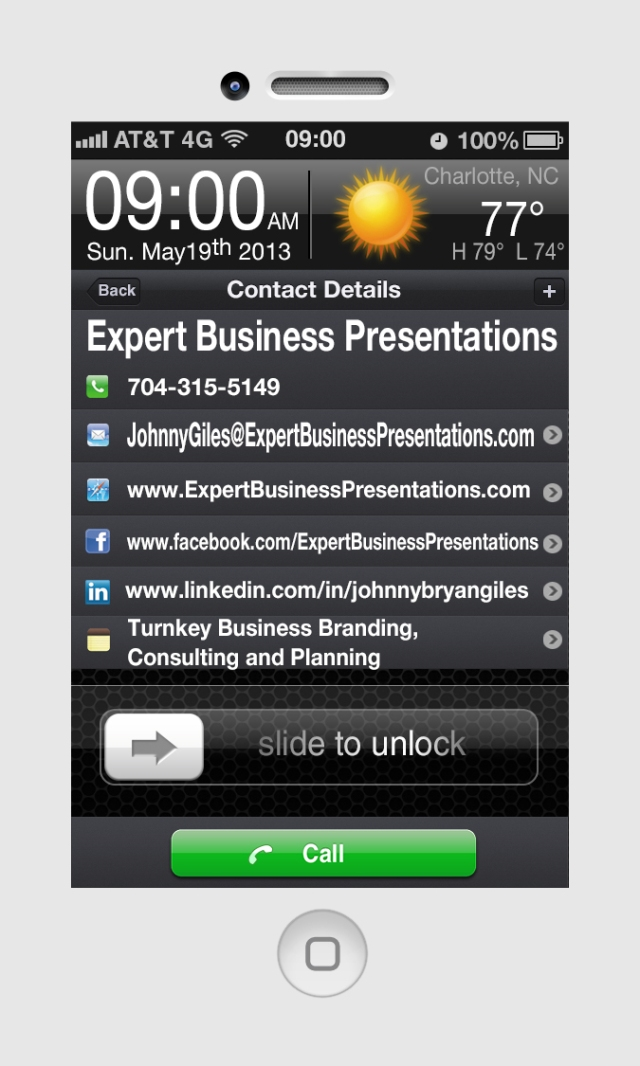 Expert Business Presentations